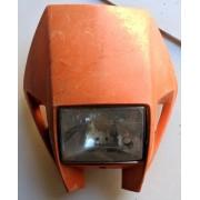 ΓΝΗΣΙΑ ΜΑΣΚΑ ΜΕ ΦΑΝΑΡΙ ΜΠΡΟΣΤΑ EXC 250 2007 (5480800100004+54814001000) KTM moto GENUINE