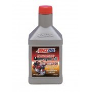 10W-30 [MCTQT] Συσκ.:946-ml Advanced Synthetic Motorcycle Oil (AMSOIL)