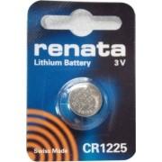 ΔΩΡΕΑΝ - ΜΠΑΤΑΡΙΑ ΛΙΘΙΟΥ BUTTONCELL LITHIUM BATTERY 3V CR1225 RENATA