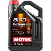5W-30 8100 X-CLEAN EFE 4LT 109171 MOTUL