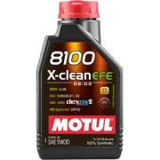 5W-30 8100 X-CLEAN EFE 1LT 107210 MOTUL