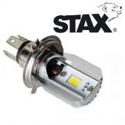 ΛΑΜΠΑ moto LED 12V 35/35W/2400lm H4 HS1 P43T STAX