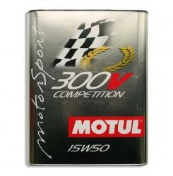 MOTUL 300v competition 15w50 1L