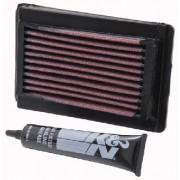 ΦΙΛΤΡΟ ΑΕΡΑ ΚΙΝΗΤΗΡΑ ΕΛΕΥΘΕΡΑΣ MOTO AIR FILTER YAMAHA MT-03 XT 660 YA-6604 K&N Filters