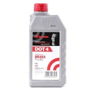 ΥΓΡΟ ΦΡΕΝΩΝ DOT4 BRAKE FLUID 500ml L04005 BREMBO