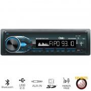 ΗΧΟΣΥΣΤΗΜΑ ΑΥΤΟΚΙΝΗΤΟΥ CAR AUDIO 4x25W USB/SD/MP3/BT ACO-4525UBT OSIO