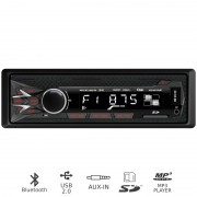 ΗΧΟΣΥΣΤΗΜΑ ΑΥΤΟΚΙΝΗΤΟΥ CAR AUDIO 4 x 45W, MP3, WMA, BLUETOOTH, AUX-IN, USB, MICRO SD ACO-4515UBT OSIO