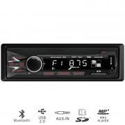 ΗΧΟΣΥΣΤΗΜΑ ΑΥΤΟΚΙΝΗΤΟΥ CAR AUDIO 4 x 45W, MP3, WMA, BLUETOOTH, AUX-IN, USB, MICRO SD ACO-4515UBT OSIO