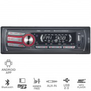 ΗΧΟΣΥΣΤΗΜΑ ΑΥΤΟΚΙΝΗΤΟΥ CAR AUDIO 4 x 25W, MP3, WMA, BLUETOOTH, AUX-IN, USB, MICRO SD, ANDROID APP ACO-4520UBT OSIO