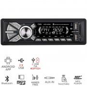 ΗΧΟΣΥΣΤΗΜΑ ΑΥΤΟΚΙΝΗΤΟΥ CAR AUDIO 4 x 25W, MP3, WMA, BLUETOOTH, AUX-IN, USB, SD, ANDROID APP, REMOTE CONTROL ACO-4530UBT OSIO