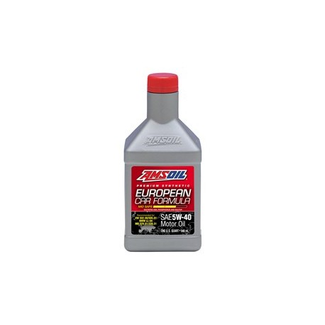 5W-40 AFLQT 946 ml European Car Formula AMSOIL