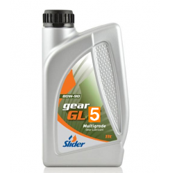 SLIDER gear oil GL-5 80w90 1L