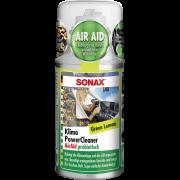 AirAid Καθαριστικό Αποσμητικό Σπρέι Κλιματισμού Πράσινο Λεμόνι Car A C Cleaner AirAid Green Lemon 100ml