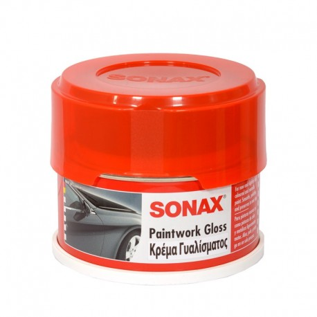 Κρέμα Γυαλίσματος 250ml 316200 SONAX