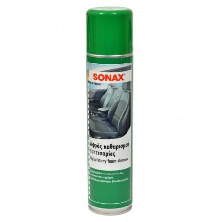 Καθαριστικός αφρός ταπετσαρίας Upholstery Foam Cleaner 400ml 306200 SONAX