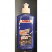 SONAX Color και Wax Nano Χρωμοαλοιφή Μπλέ 250ml