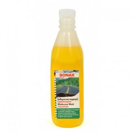 Καθαριστικό υγρό υαλοκαθαριστήρων καλοκαιρινό συμπυκνωμένο 250ml 260200 SONAX