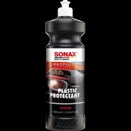 Τζελ αποκατάστασης και προστασίας εξωτερικών πλαστικών Profiline Plastic Protectant 1L 210300 SONAX