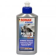 Αστραφτερό κερί Xtreme Polish Wax e Hybrid NPT 250ml 202100 SONAX