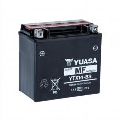 YUASA YTX14-BS TAIWAN