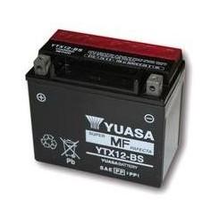 YUASA YTX12-BS TAIWAN
