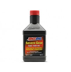 AMSOIL Severe Gear 75w90 946ml.