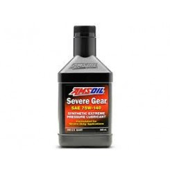 75W-140 [SVOQT] Συσκ.:946-ml Severe Gear® (AMSOIL)