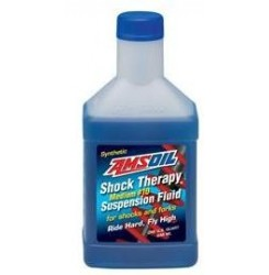 10W STMQT 946 ml Shock Therapy Suspension Fluid 10 Medium AMSOIL
