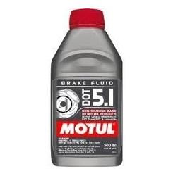 ΥΓΡΟ ΦΡΕΝΩΝ BRAKE DOT 5.1 Συσκ.500-ml (MOTUL)