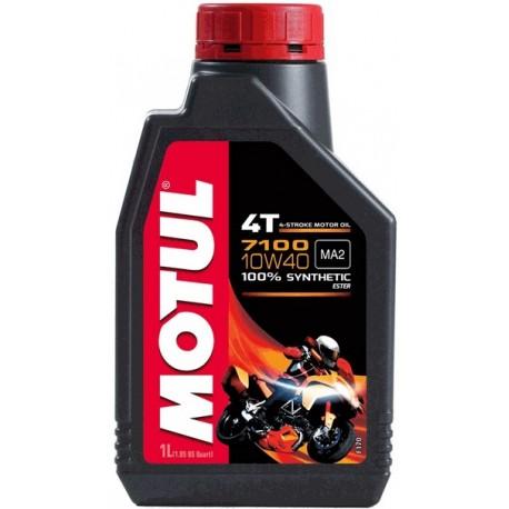 10W-40 7100 4Τ M2 1LT MOTUL