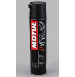 ΣΠΡΕΙ CHAIN LUBE Off road C3 400ml (MOTUL)