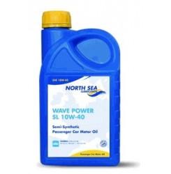 10W-40 WAVE POWER Συσκ.1-Lt (NORTH SEA)