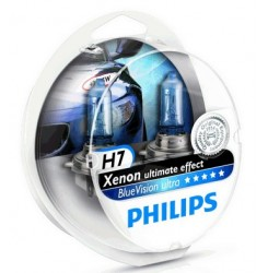 H7 12972WHVSM SET WHITE VISION ME T10 (PHILIPS)