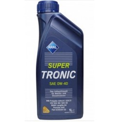 0W-40 SUPERTRONIC 1LT ARAL