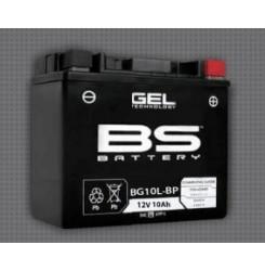 BG10L-BP 12V 10AH [- +] ΜΠΑΤΑΡΙΑ (BS)