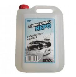STAX απιονισμένο νερο 4L