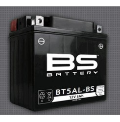 BT5AL-BS 12V 5AH [- +] ΜΠΑΤΑΡΙΑ (BS)
