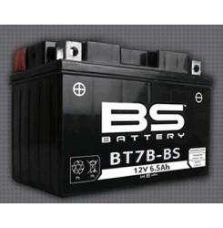 BT7B-BS 12V 6.5AH [+ -] ΜΠΑΤΑΡΙΑ (BS)