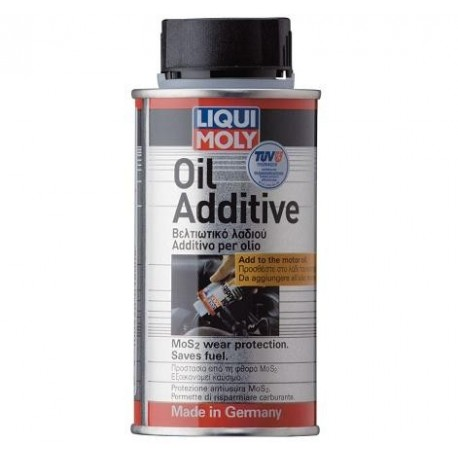 Oil Additive 125ml LM1800 LIQUI MOLY