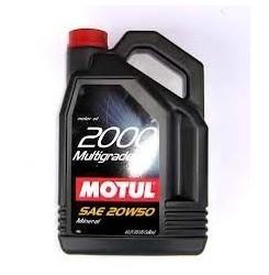 20W-50 MULTIGRADE 2000 4LT MOTUL
