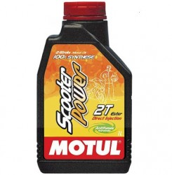 SCOOTER POWER SYN 2T Συσκ.1-Lt (MOTUL)