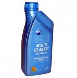 15W-40 MULTI ELASTIC 1LT ARAL