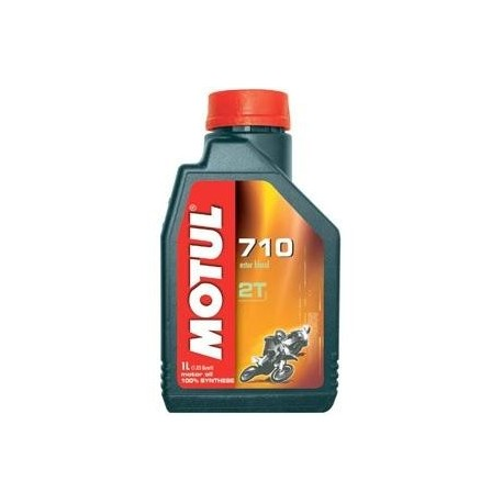 710 2T 100% SYNTHETIC Συσκ.: 1L (MOTUL)