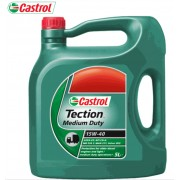 15W-40 E4 Tection Medium Duty Συσκ. 5-Lt (CASTROL)