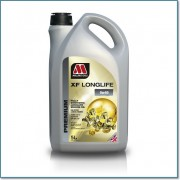 0W-40 XF LONG LIFE Συσκ.:5Lt FULLY SYNTHETIC (MILLERS)