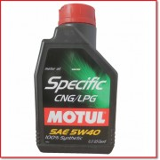 5W-40 SPECIFIC CNG/LPG Συσκ.1-Lt (MOTUL)