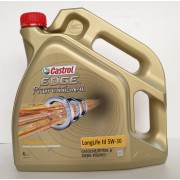 5W-30 EDGE PROFESSIONAL Συσκ. 4-Lt (CASTROL)