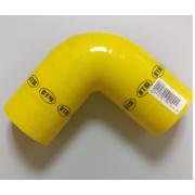ΚΟΛΛΑΡΟ ΑΕΡΑ ΣΙΛΙΚΟΝΗΣ ΓΩΝΙΑ 90° Φ:70/60mm (DTM)