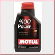 15W-50 4100 POWER Συσκ.1-Lt (MOTUL)