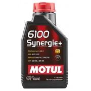 10W-40 6100 SYNERGIE+ Συσκ.1-Lt (MOTUL)